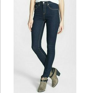 Rag & Bone High Rise Skinny sz 28